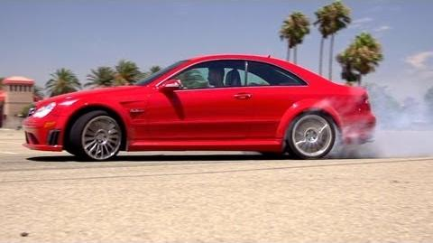 2008 Mercedes-Benz CLK 63 AMG Black Series An F1 Pace Car for the Masses! - Ignition Ep. 82