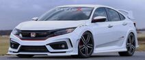 2018 Honda Civic 3