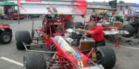 Supermodified racing