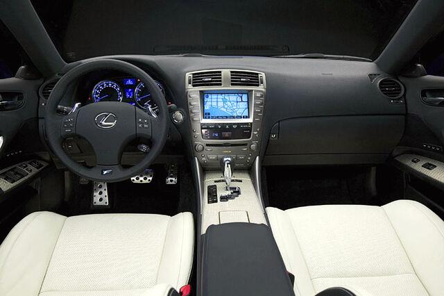 File:Lexus IS-F interior.jpg