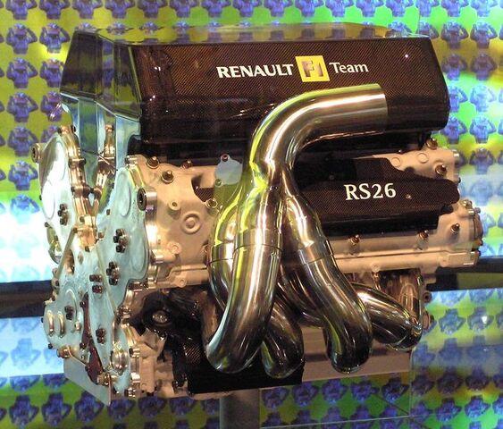 File:Renault RS26 engine 2006.jpg
