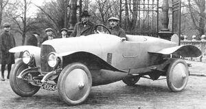 Spyker type 1919 Aerocoque