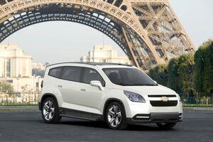 Chevrolet Orlando Concept 1