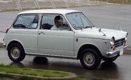 1967-1968 Honda N360 Type M