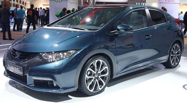File:Honda Civic 2.2 i-DTEC (front quarter).jpg