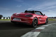 2015-Porsche-Boxster-GTS-on-track-rear-view