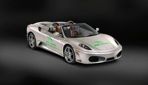 Ferrari F430 Spider Bio Fuel Concept