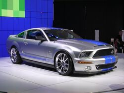 Shelby Mustang (1)