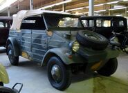 1943 Kübelwagen 25HP 1131cc