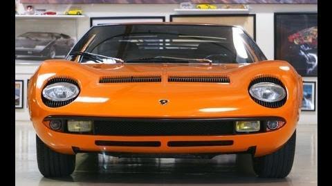 1969 Lamborghini Miura S - Jay Leno's Garage