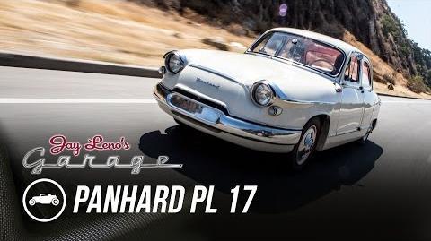 1960 Panhard PL 17 - Jay Leno's Garage