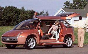 Mitsubishi gaus 003