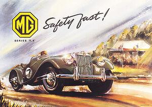 MG Series TF poster