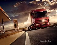 Mercedes-Benz Actros 15