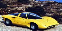Αlfa Romeo 33 Prototipo Speciale Concept