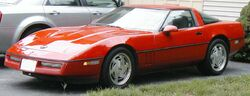 Corvette C4