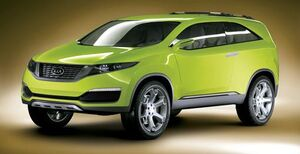 Kia KND-4 4x4 Concept