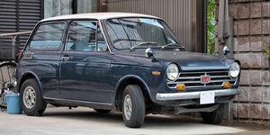Honda N360 001
