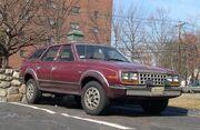 AMC Eagle wagon