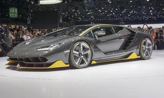 Lamborghini Centenario coupé-