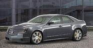 Cadillac CTS Sport SEMA 001