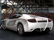 Lamborghini Concept S (back)