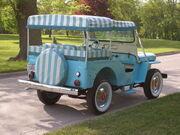 1964 Jeep Surrey Gala at Union Park DSM IA