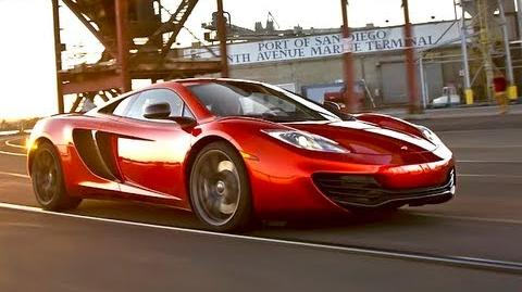 2012 McLaren MP4-12C Engineering Gone Wild - Ignition Episode 8