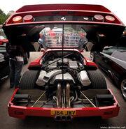 The-Ferrari-F40-1987-Engine