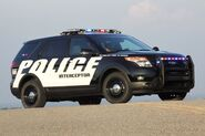 Ford interceptor utility 1