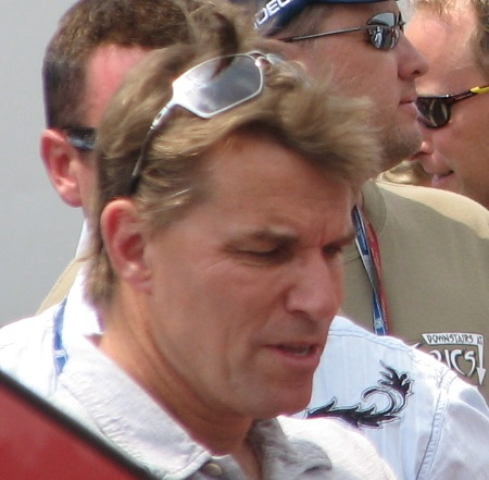 File:Stefan Johansson 2009 Indy 500 Carb Day.JPG
