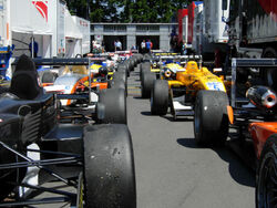Formel3 parc ferme2006