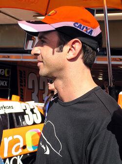Christian Fittipaldi 2006 Curitiba