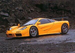 McLaren F1 LM main pic