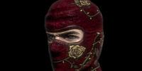 White Rose Balaclava