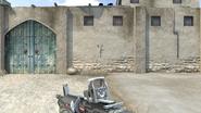 M4A1 Cyber Achilles sprint