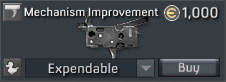 M4A1 BRONX Mechanism Improvement