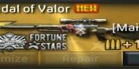 FR-F2, Medal of Valor