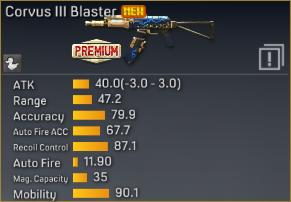 File:Corvus III Blaster statistics.png