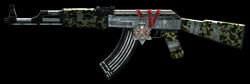 AK-47 Medal of Valor