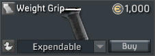 File:M4A1 Asa Thor Weight Grip.png