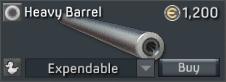Mk. 20 Proto SSR Heavy Barrel