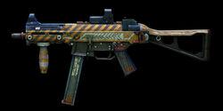 UMP-45 Beware