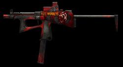 KBP PP2000 Red Monkey