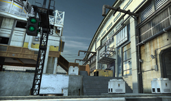 Blazing Fort