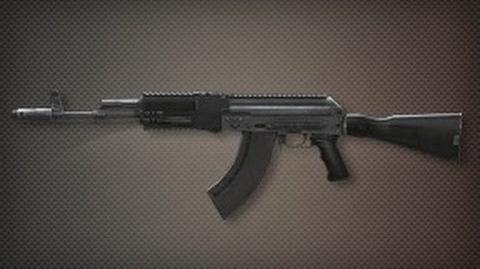 A.V.A 戰地之王 AK200 Recoil Test 彈道測試 (遠射程槍管MK