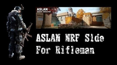 AVAグレ.com 「ASLAN NRF Side」 For Rifleman