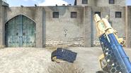 Corvus III Blaster reload