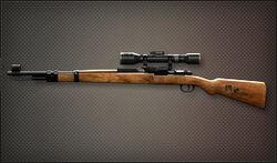 Weapon Sniper KAR98K