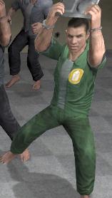 Content Update 4.15- Green Prisoner